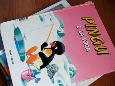Pingu e la foca